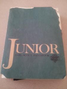 Evangeline's Junior Girl Scout Manual
