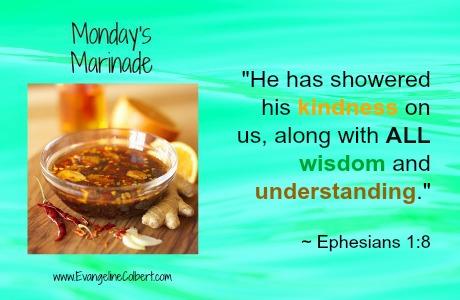 Monday's Marinade Eph 1-8