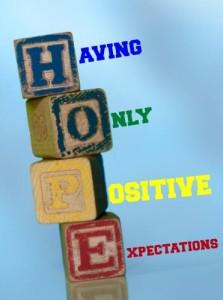 Hope--H.O.P.E.