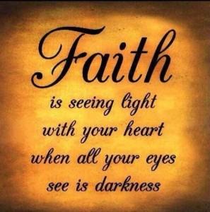 Believe - Faith