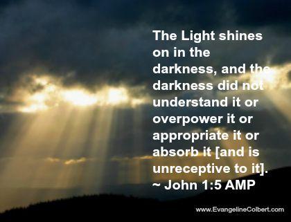 Darkness vs Light