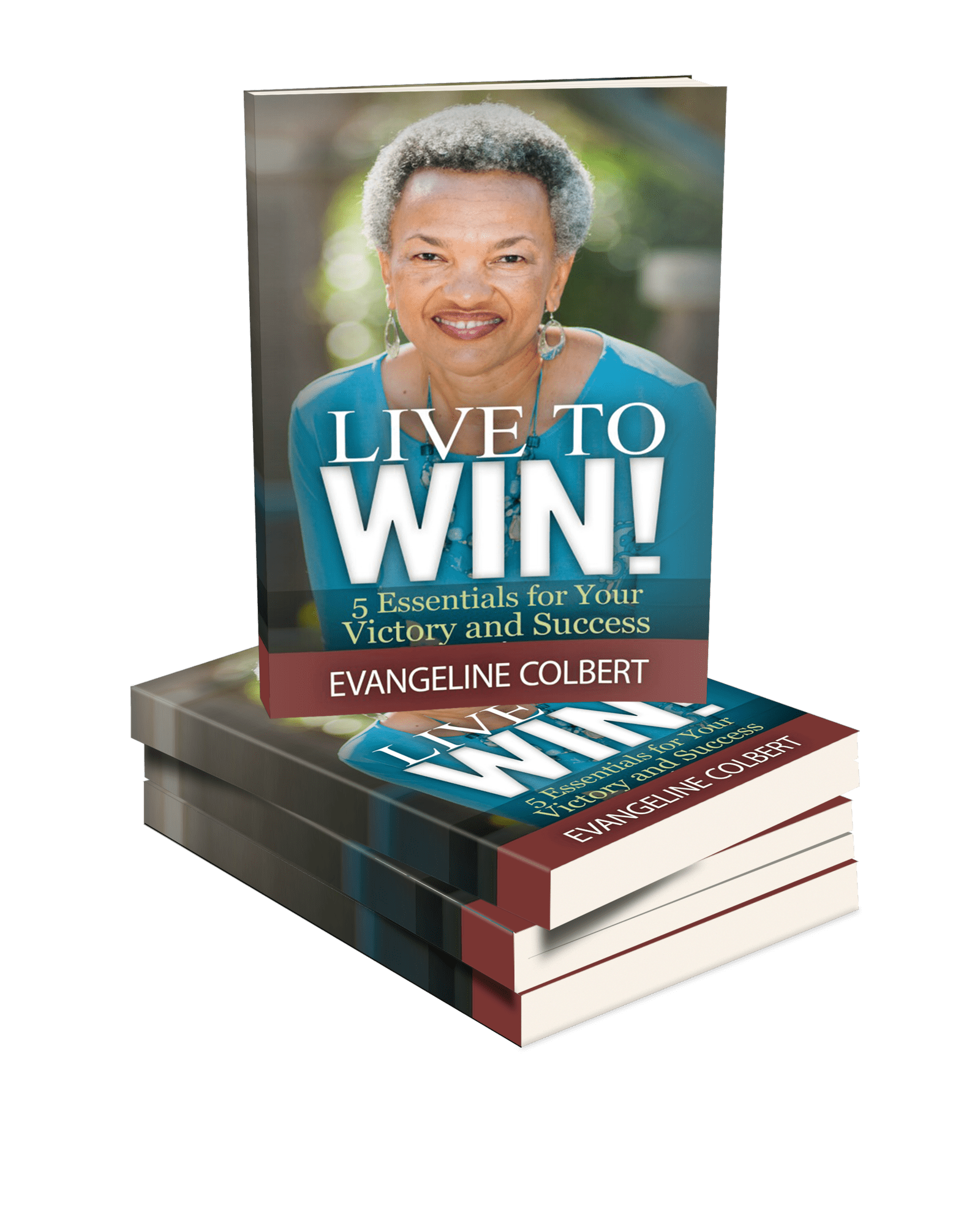 Evangeline's book - Live To Win